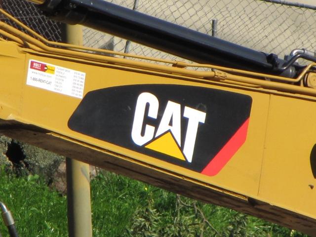 CAT_Tractor