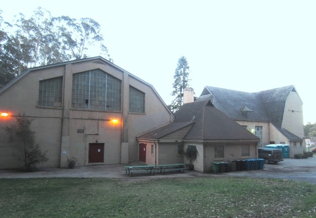Glen Canyon Park Rec Center San Francisco