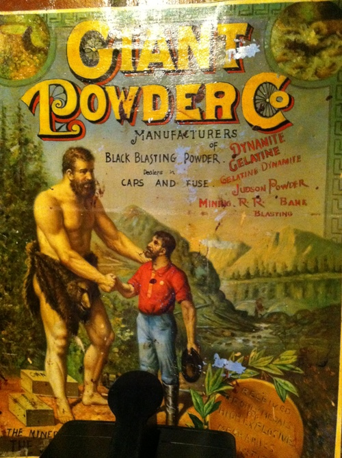 giant powder company